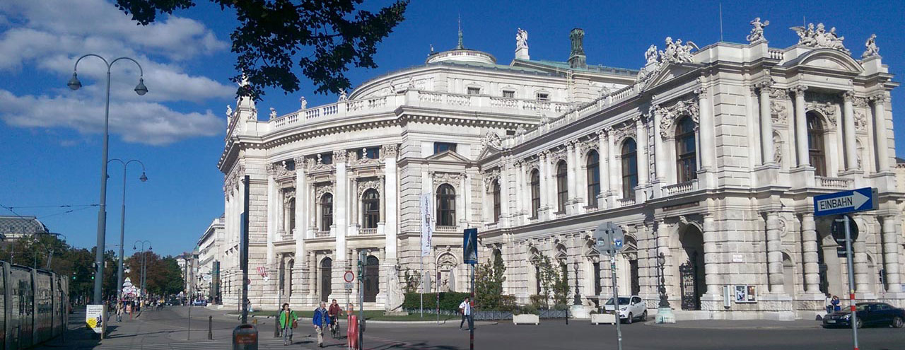 Wien: Burgtheater © echonet.at / RV